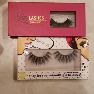 Other - Lilly & Creme Lashes